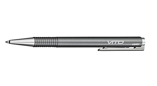 Mercedes-Benz Kugelschreiber Vito Logo by LAMY® grau