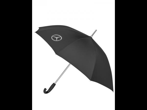 Mercedes-Benz Stockschirm schwarz