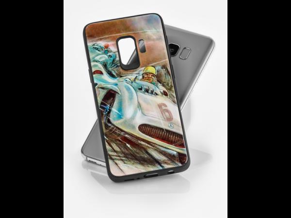 Mercedes-Benz Handyhülle Classic für Samsung Galaxy S9