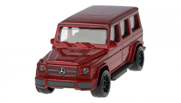 Mercedes-Benz Spielzeugauto G-Klasse AMG Line hyazinthrot 1:64