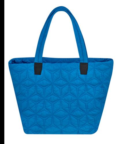 Mercedes-Benz Einkaufstasche Shopper nebulus blau Polyester