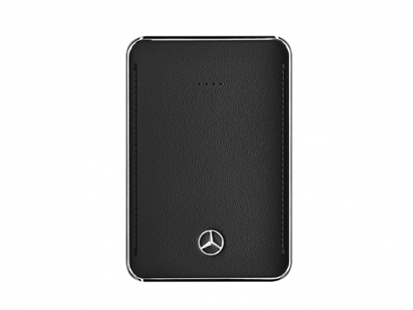 Mercedes-Benz Powerbank 5.000mAh schwarz/silber B66953522