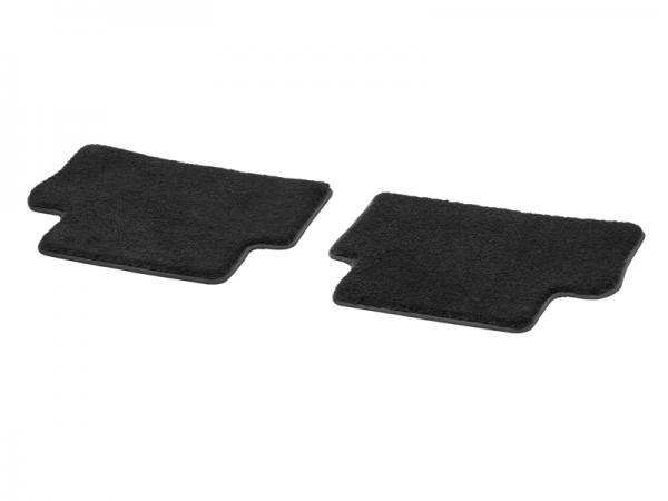 Mercedes-Benz Fußmatten Velours Hochflor E-Klasse 4-tlg schwarz W213