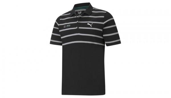 Mercedes-Benz Poloshirt Herren schwarz