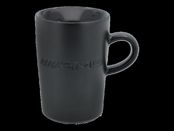 Mercedes-AMG Kaffeebecher schwarz matt