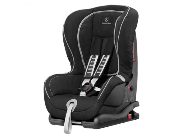 Mercedes-Benz Kindersitz Duo plus mit Isofix, ECE in Limited Black A0009701702