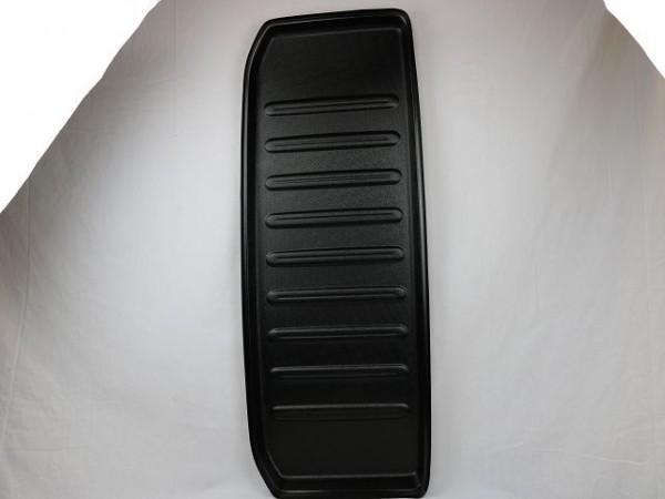 smart fortwo 451 schwarz Kofferraummatte flach A4518990021