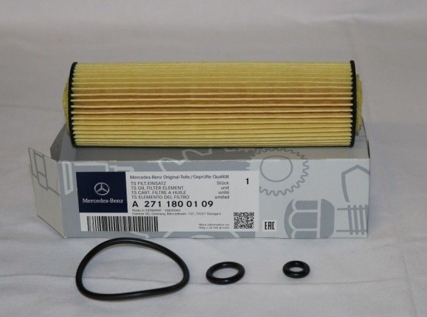 Mercedes-Benz Ölfilter Motor M271 W203 W212 W211 W204 C209 R171 A2711800109