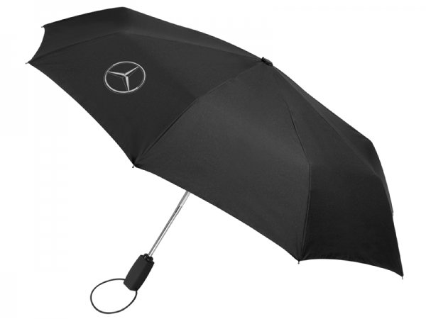 Mercedes-Benz Taschenschirm Regenschirm Länge: 30 cm