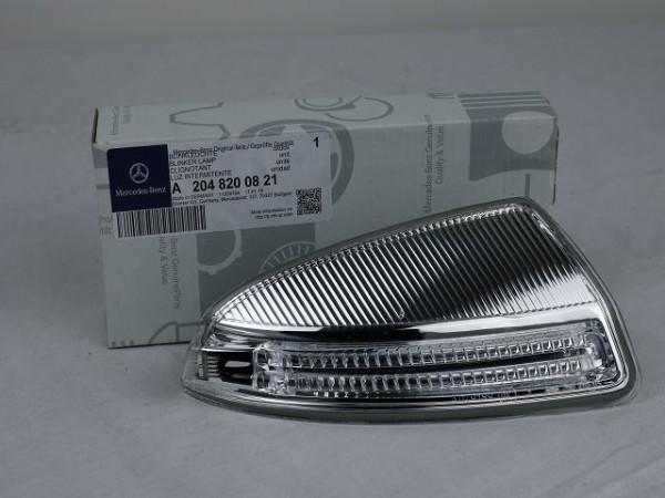 Original Mercedes-Benz C-Klasse W204 S204 Spiegelblinker rechts A2048200821