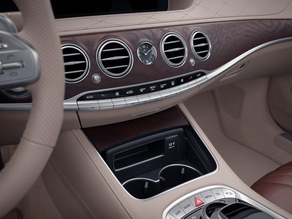 Mercedes-Benz Cupholder S-Klasse W222 V222 Getränkehalter A2228102800