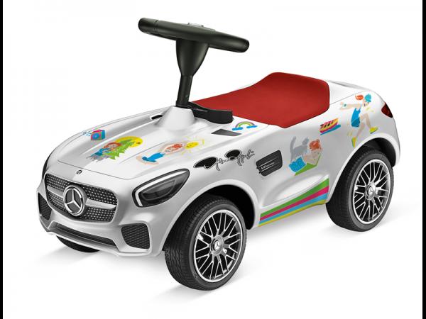 "Mercedes-AMG GT BIG Bobbycar ""Tribute to Bambi"" B66962005"