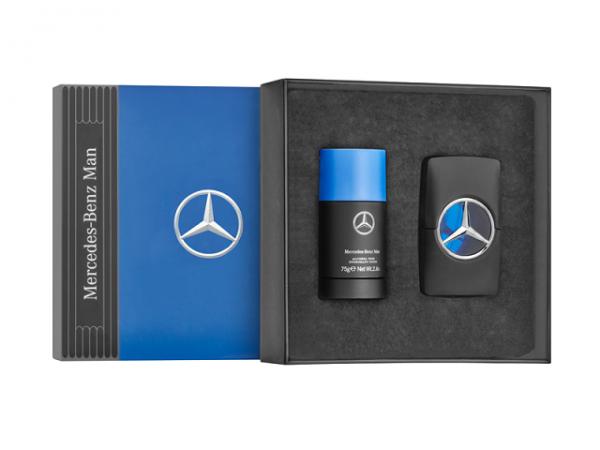 Mercedes-Benz Parfum/Deodorant Herren 2er-Set Geschenkset