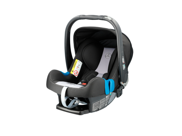 Mercedes-Benz Kindersitz Babyschale Baby Safe plus grau/schwarz A0009703802