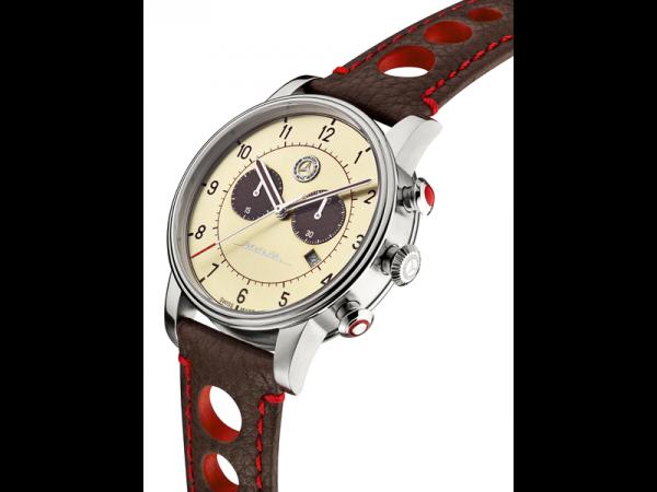 Mercedes-Benz Chronograph Classic 300 SL Herren braun rot