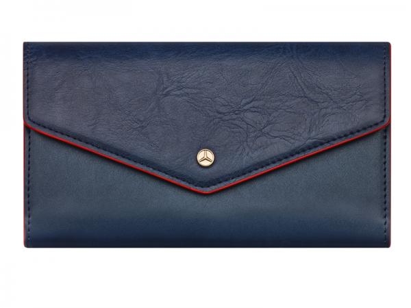 Mercedes-Benz Geldbörse Fritzi aus Preußen® blau B66953728