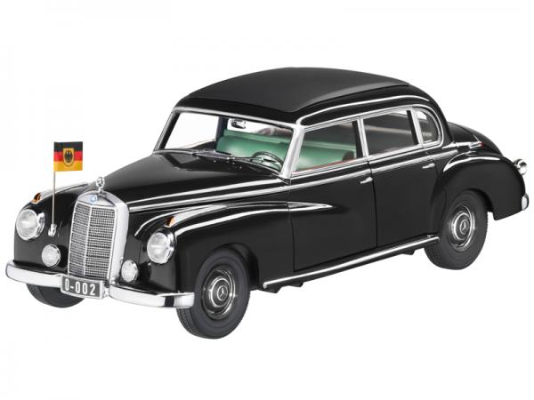 Mercedes-Benz 300 W186 Adenauer-Mercedes Norev 1:18