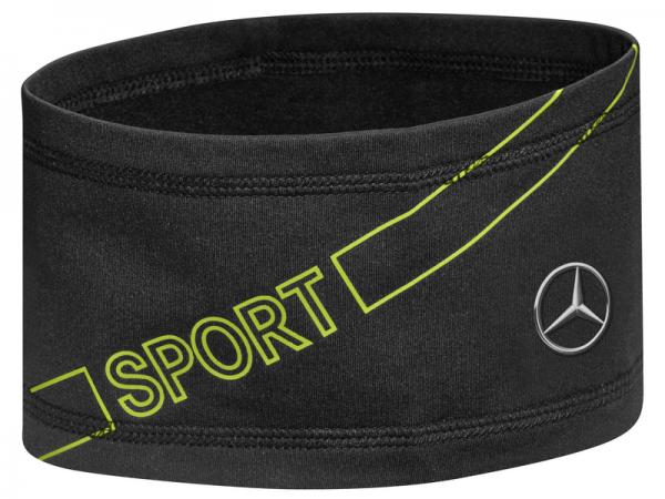 Mercedes-Benz Strinband anthrazit/lime B66955808