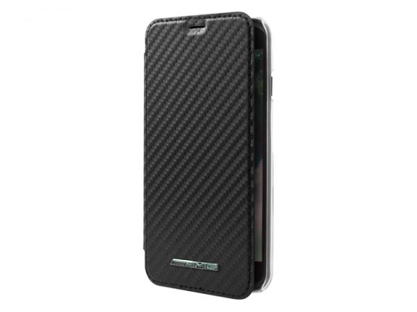 Mercedes-AMG Schutzhülle für iPhone® 7/8 Carbon schwarz