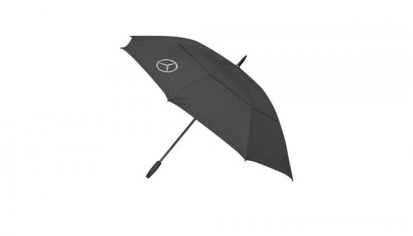 Mercedes-Benz Golf-Schirm schwarz