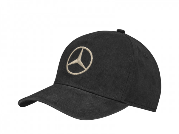 Mercedes-Benz Basecap schwarz