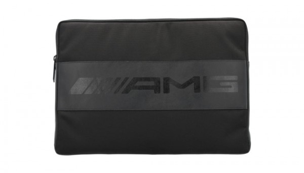 Mercedes-AMG Laptophülle schwarz