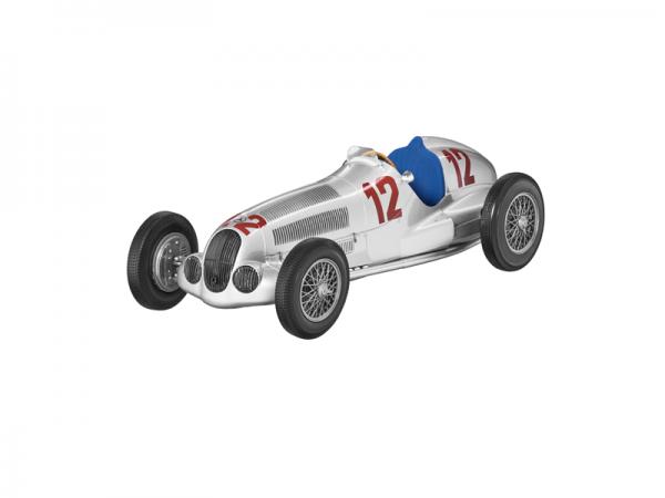 Mercedes-Benz W125 (1937) silberfarben 1:18