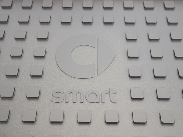 smart forfour W453 Kofferraumschale Kofferraumwanne A4538140300