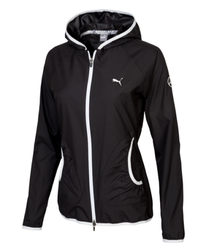 Mercedes-Benz Windjacke Damen by PUMA schwarz