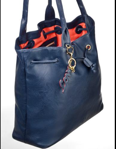 Mercedes-Benz Handtasche Fritzi aus Preußen® blau