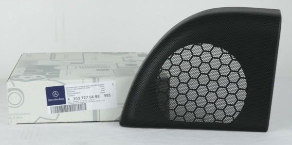 Mercedes-Benz Abdeckung Blende Lautsprecher rechts W203 CLC C A20372704889B51