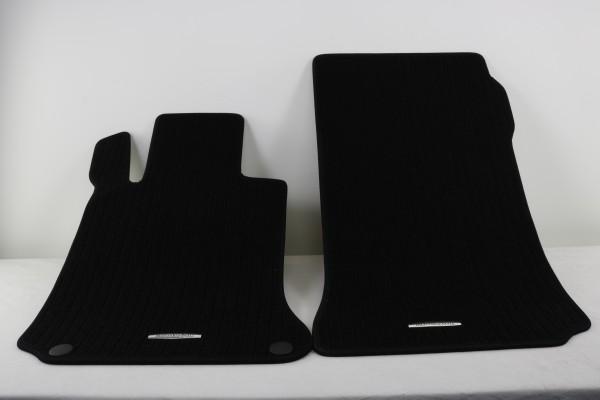 Mercedes-Benz Fußmatten schwarz C-Klasse W204 4-tlg. A20468049489G32