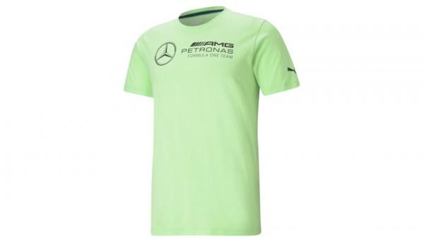 Mercedes-AMG PETRONAS T-Shirt Formula One Team Herren grün