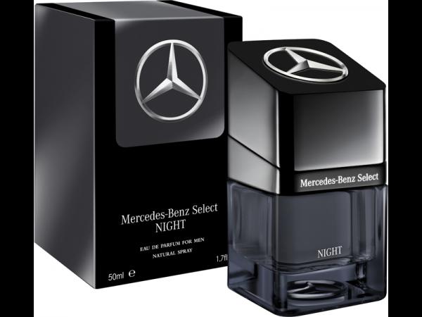 Mercedes-Benz Select Night Parfum Herren 50 ml
