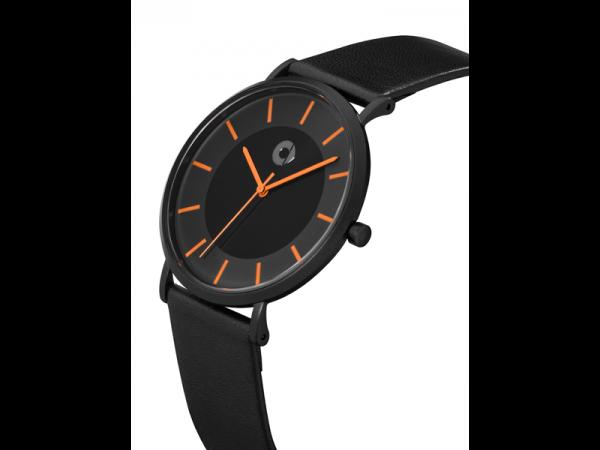 smart Armbanduhr Passion Kalbsleder unisex orange