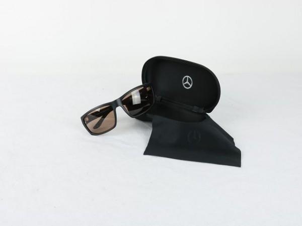 Mercedes-Benz Sonnenbrille Herren schwarz