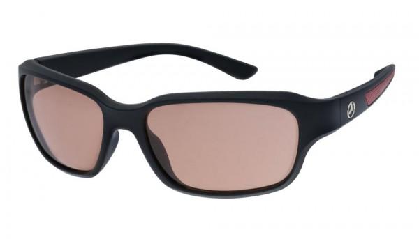 Mercedes-Benz Fahrersonnenbrille Herren schwarz/rot