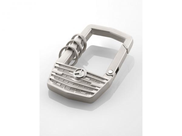 Mercedes-Benz Schlüsselanhänger Actros Trucks silber