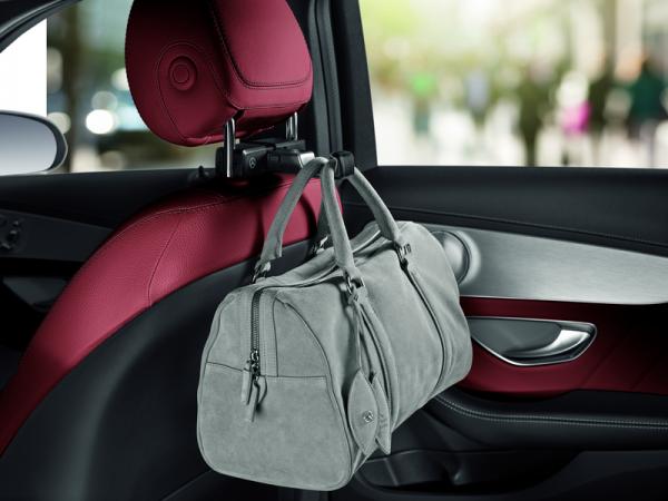 Mercedes-Benz Taschenhaken Style & Travel Equipment schwarz
