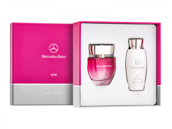 Mercedes-Benz 2er Geschenkset Damen EDT 60ml + Bodylotion 125 ml B66954759