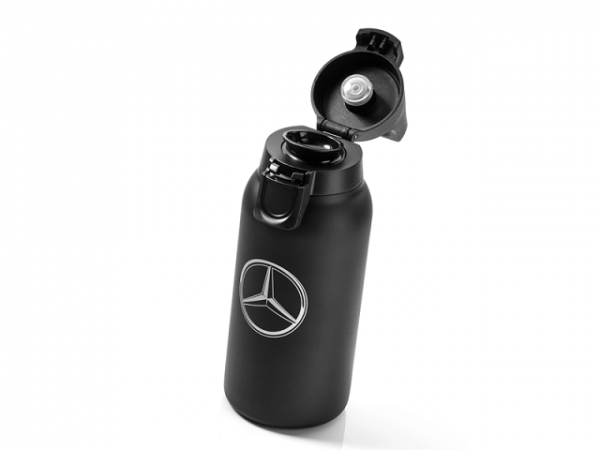 Mercedes-Benz Thermobecher Made by SIGG® 0,3l matt schwarz