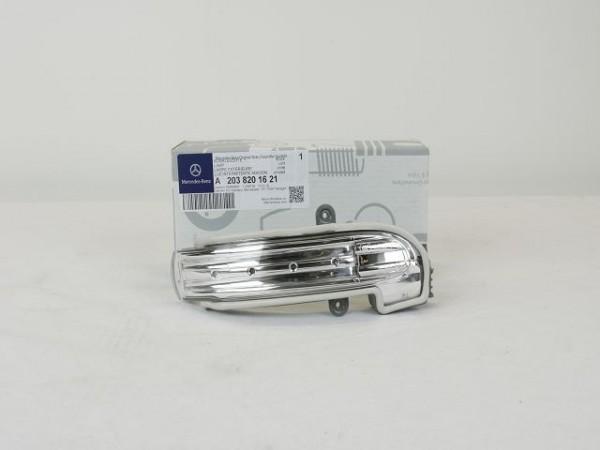 Mercedes-Benz Spiegelblinker C-Klasse W203 S203 rechts A2038201621