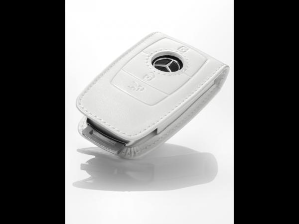 Mercedes-Benz Schlüsselsleeve weiß