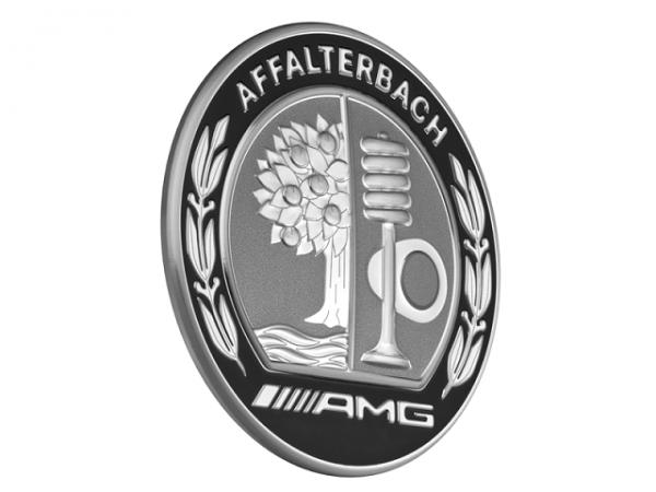 Mercedes-AMG Nabendeckel AMG Wappen