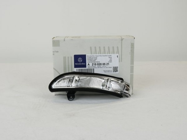 Mercedes-Benz Spiegelblinker E-Klasse W211 S211 C219 links A2198200521