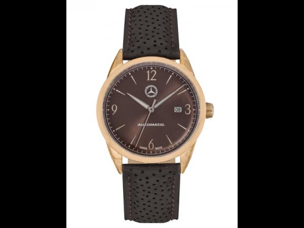 Mercedes-Benz Armbanduhr Classic Collection Herren braun