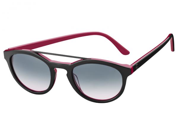 Mercedes-Benz Sonnenbrille Damen schwarz/plum