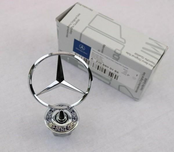 Mercedes-Benz Stern Emblem W202 W203 W210 W211 W220 chrom