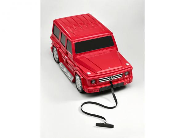 Mercedes-Benz Kinder Koffer mit Rollen G-Klasse