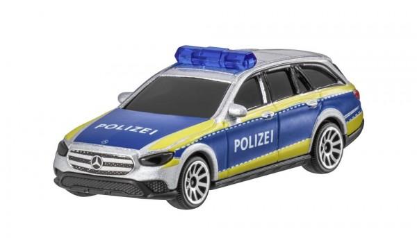 Mercedes-Benz Spielzeugauto Polizei 1:64